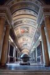 Schloss Fontainebleau - Bibliothek