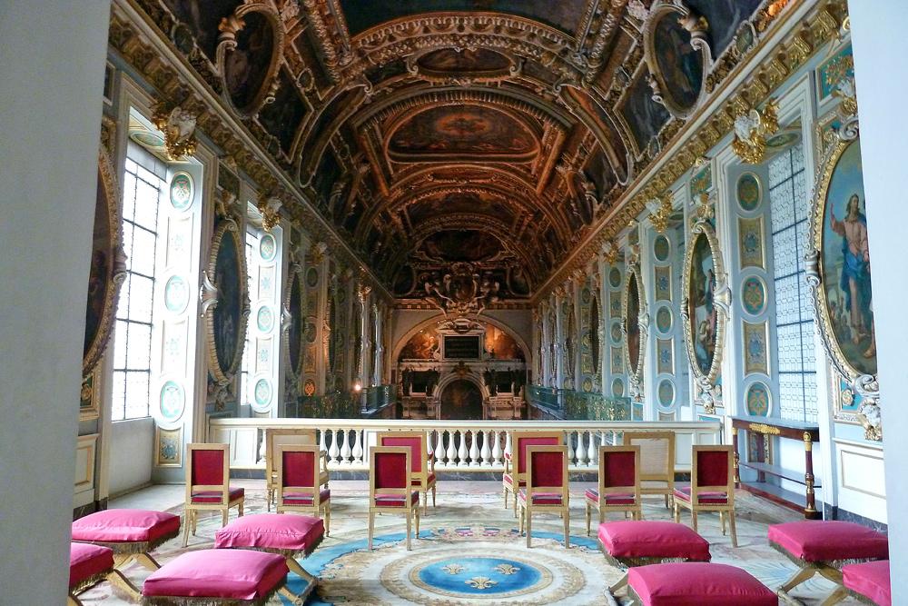 Schloss Fontainebleau - Kapelle