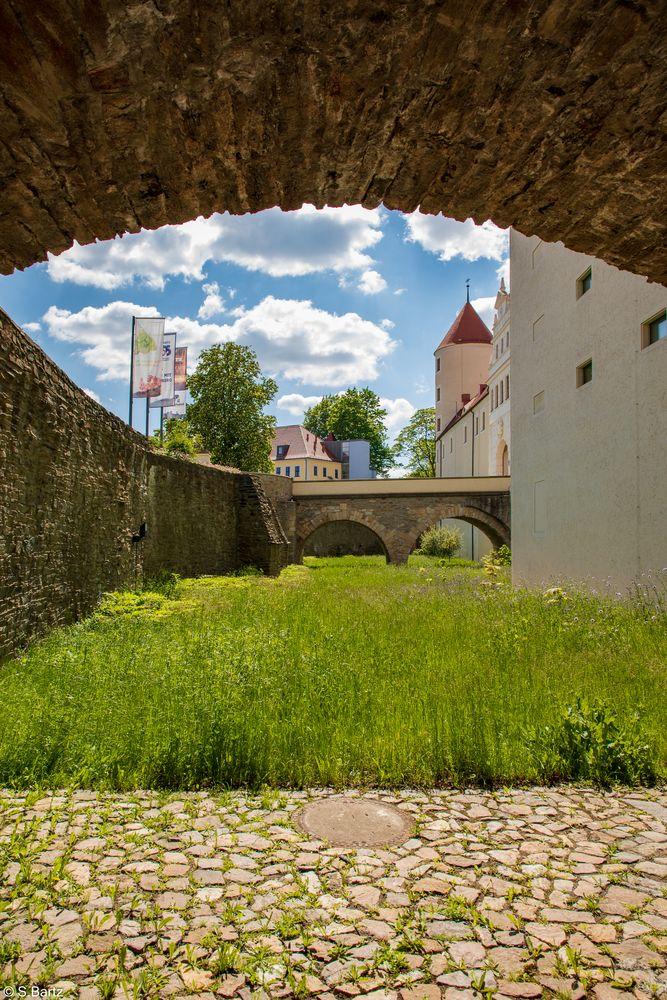 Schloss Freudenstein - Schlossgraben (3)  05-2021
