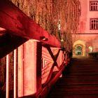 Schloss Gifhorn,  der Steg