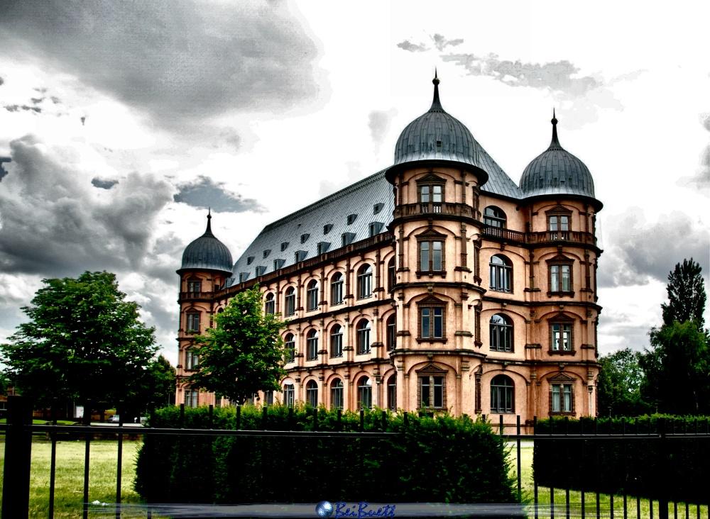 Schloss Gottesaue in Karlsruhe