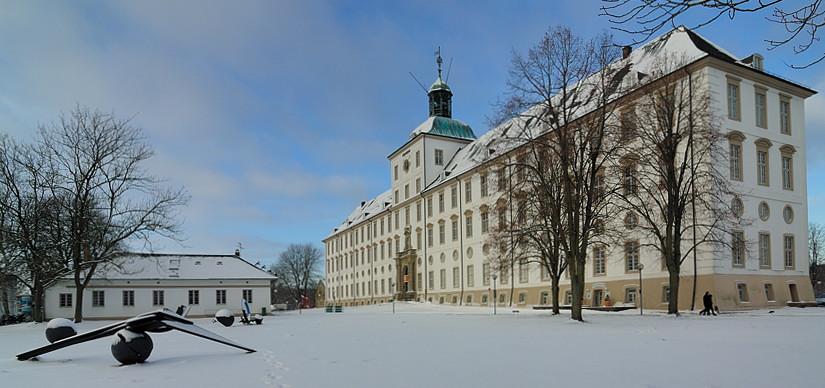 Schloss Gottorf im Winter