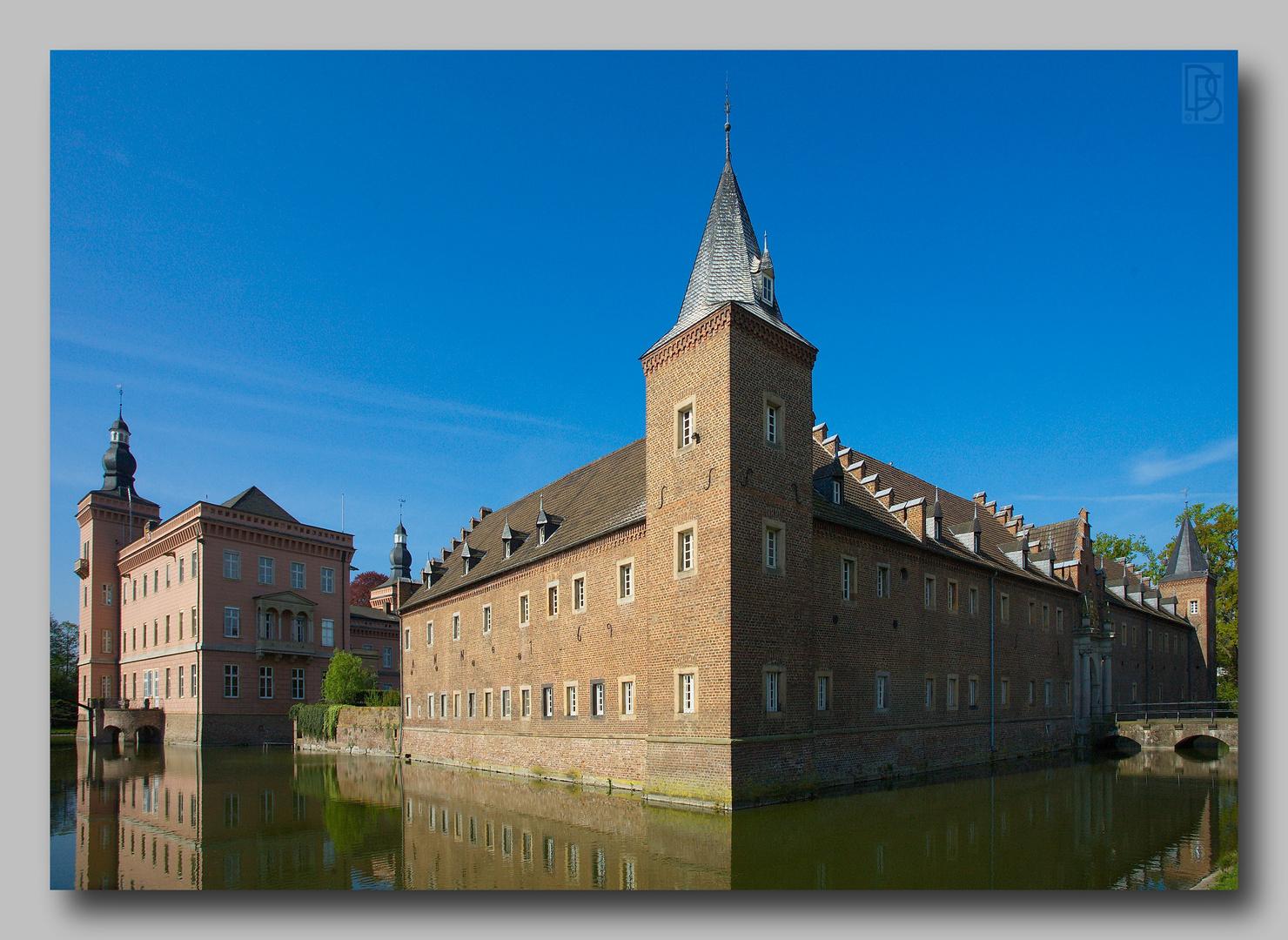 Schloss Gracht, Liblar (D), 2