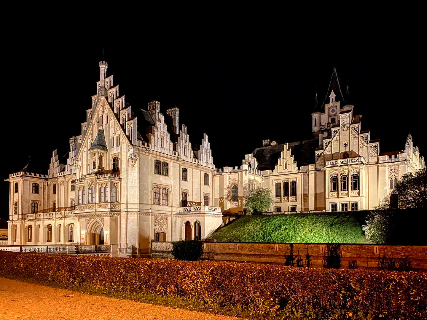 Schloss Grafenegg Niederösterreich