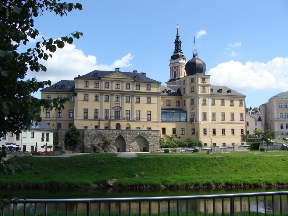 Schloss Greiz--------unteres Schloss