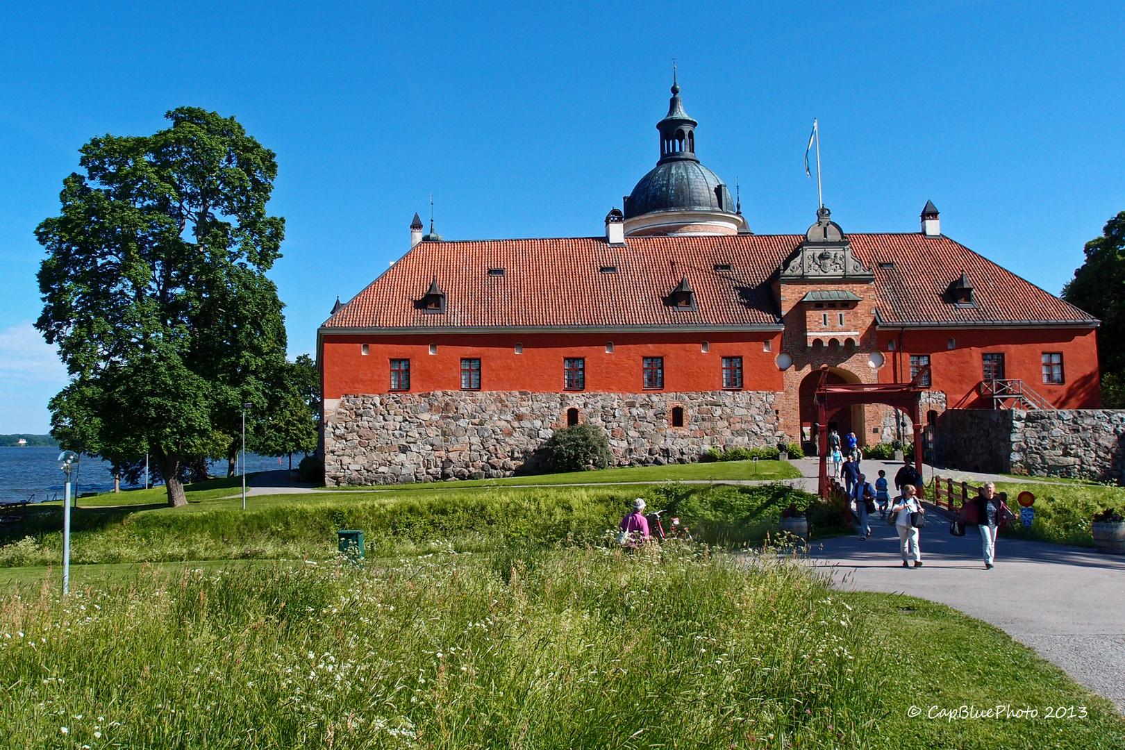 Schloss Gripsholm bei Mariefred