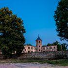 Schloss Harbke zu früher Stunde