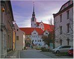 Schloß Hartenfels bei Torgau