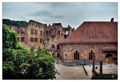 Schloss Heidelberg 2