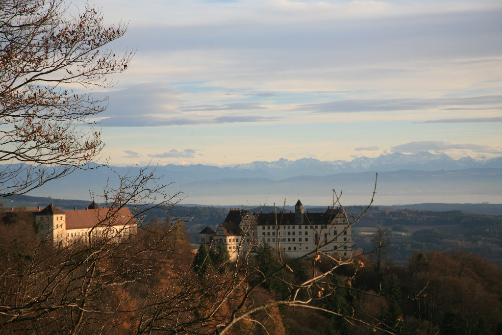 Schloss Heiligenberg (Bodensee)