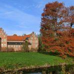 Schloss Herten im Herbst