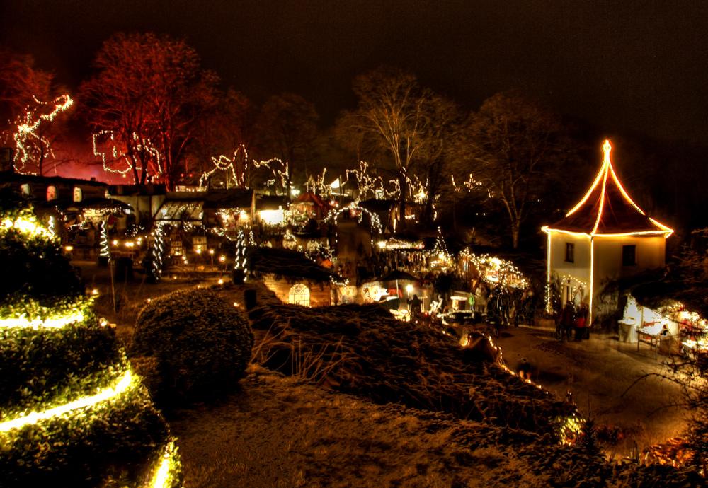 Weihnachtsmarkt Hexenagger.Schloss Hexenagger Foto Bild Gratulation Und Feiertage