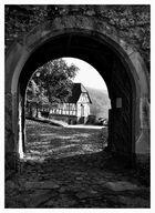 Schloss Hirschhorn in SW