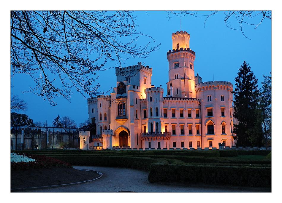 Schloss Hluboká 2