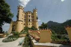Schloss Hohen- schwangau
