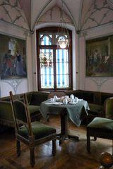 Schloss Hohenschwangau - Teezimmer