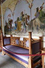 Schloss Hohenschwangau - Zimmer