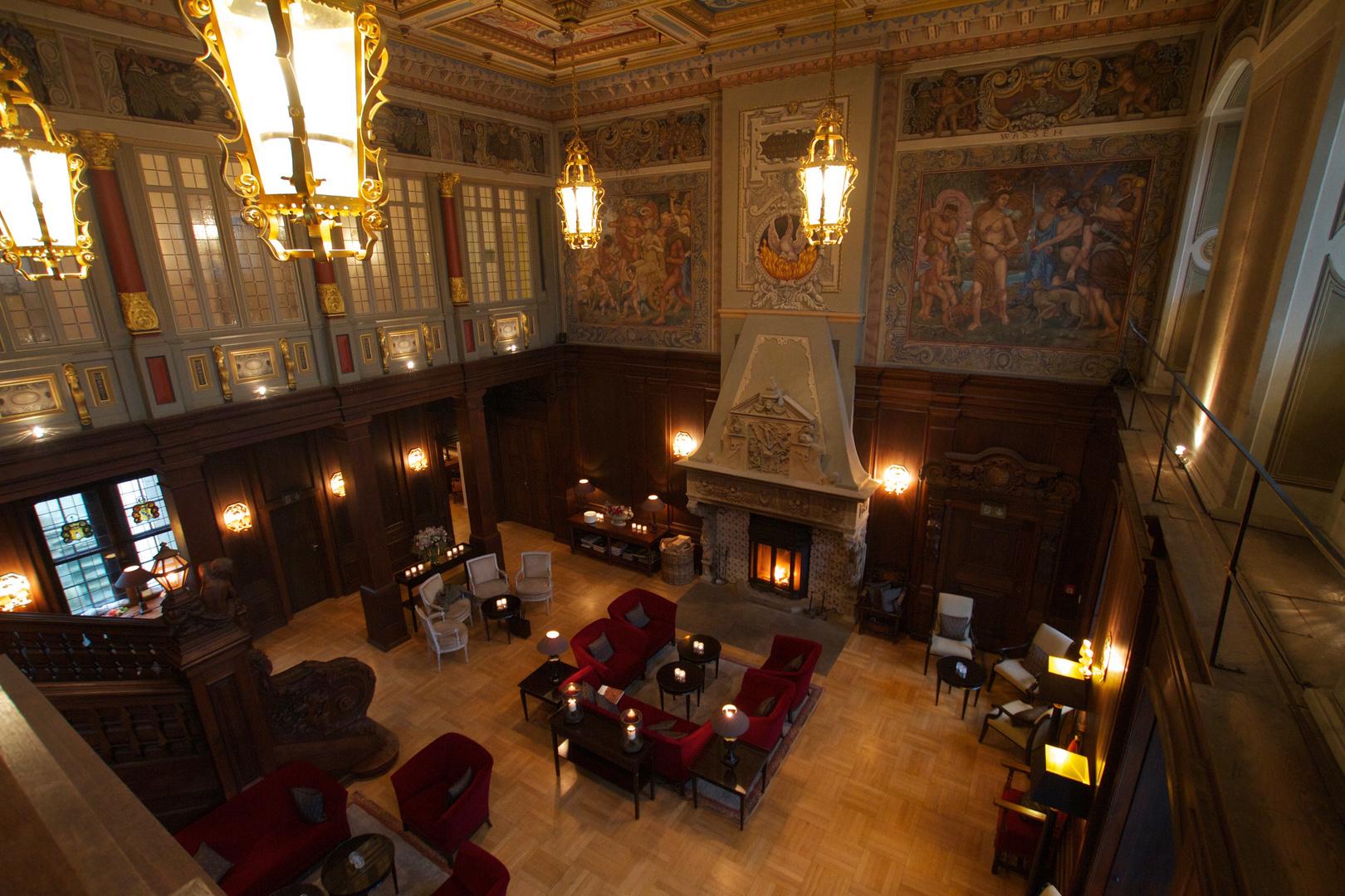 Schloss Hotel Münchhausen