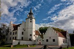 Schloss in Dänemark