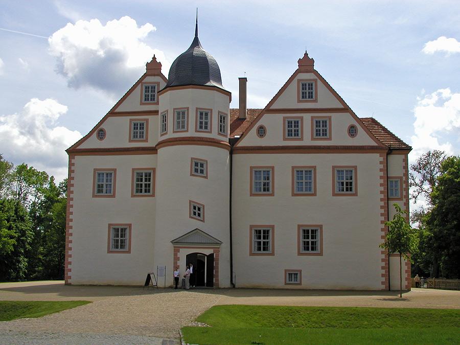 Schloß in König Wusterhausen
