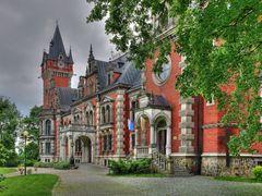 Schloss in Plawniowice (1)