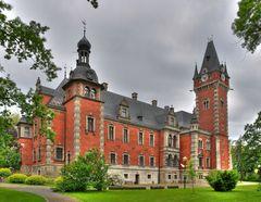 Schloss in Plawniowice (2)