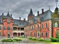 Schloss in Plawniowice (3)