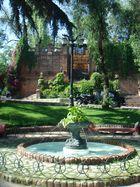 Schloss in Santiago de Chile