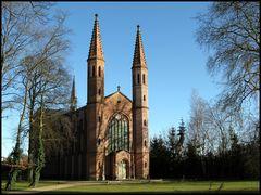 Schloss Kirche Letzlingen 2