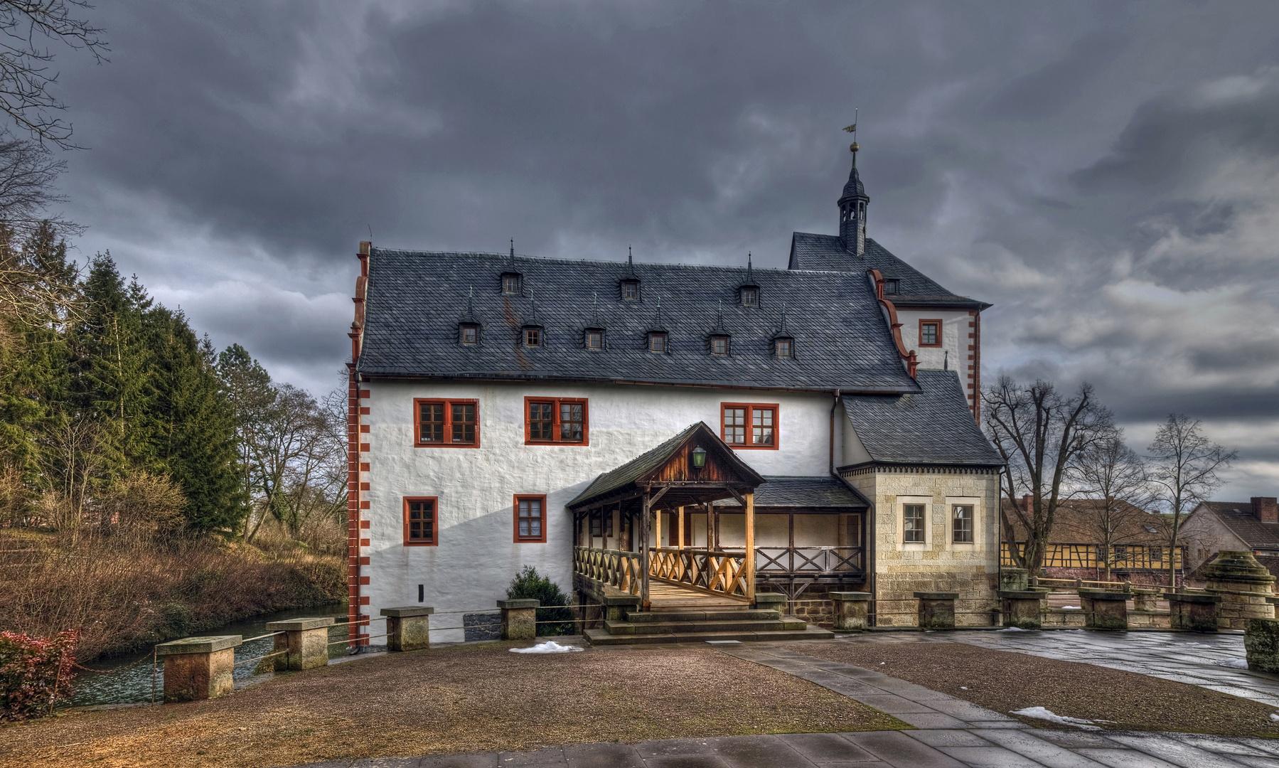 Schloß Kochberg Detailansicht