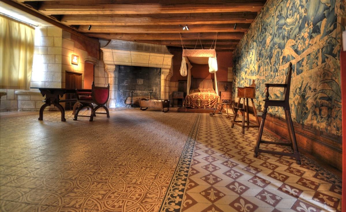 Schloss Langeais 03