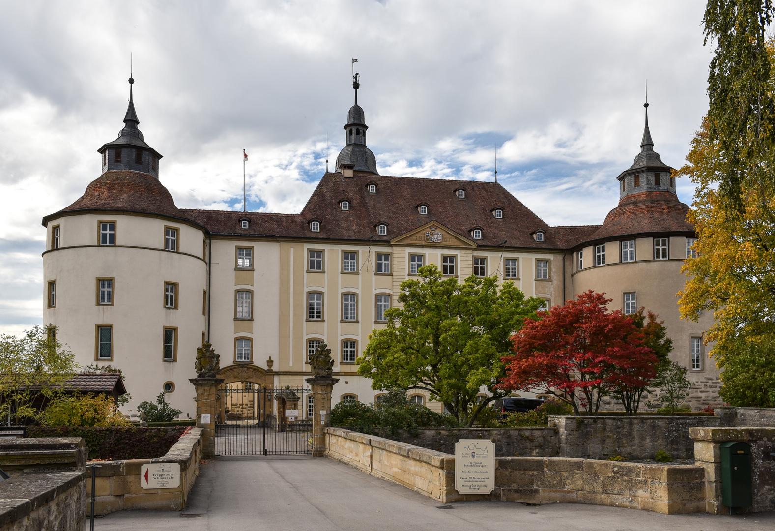 Schloss Langenburg  1