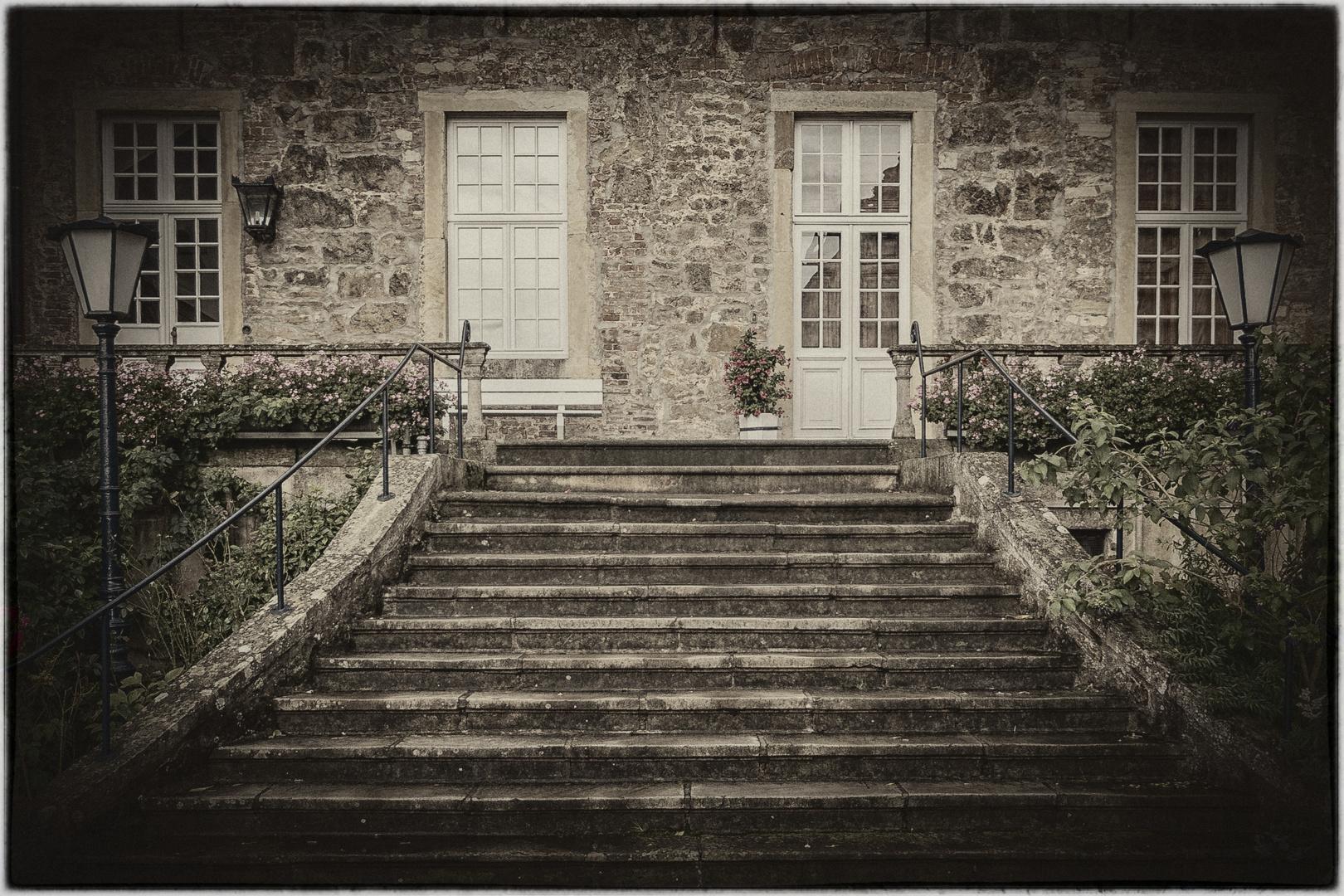 Schloss Lembeck -  Impressionen 02