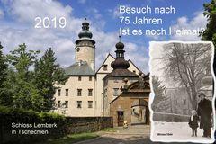 Schloss Lemberk in Böhmen