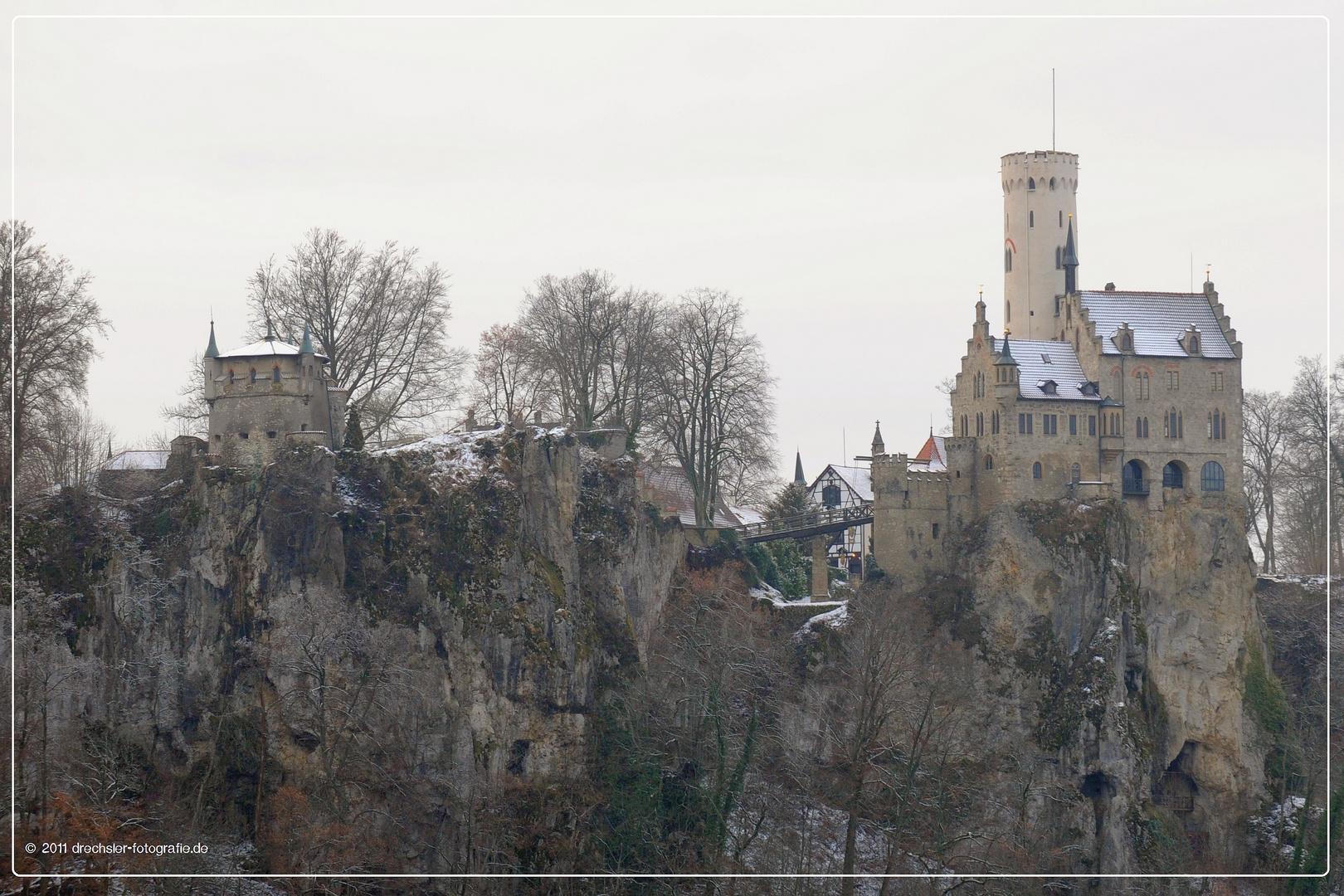 Schloss Lichtenstein - in meiner Heimat