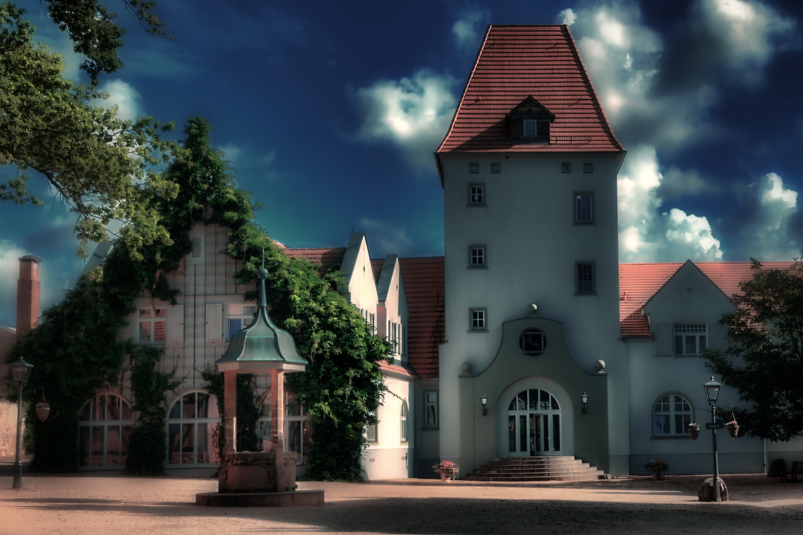 Schloss Liebenberg