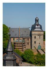 Schloss Liedberg - im Um- und Ausbau