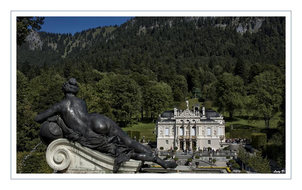 Schloss Linderhof... II