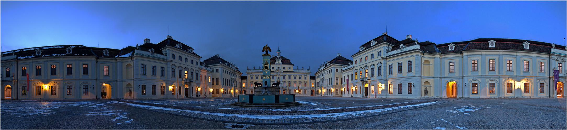 Schloss Ludwigsburg IV