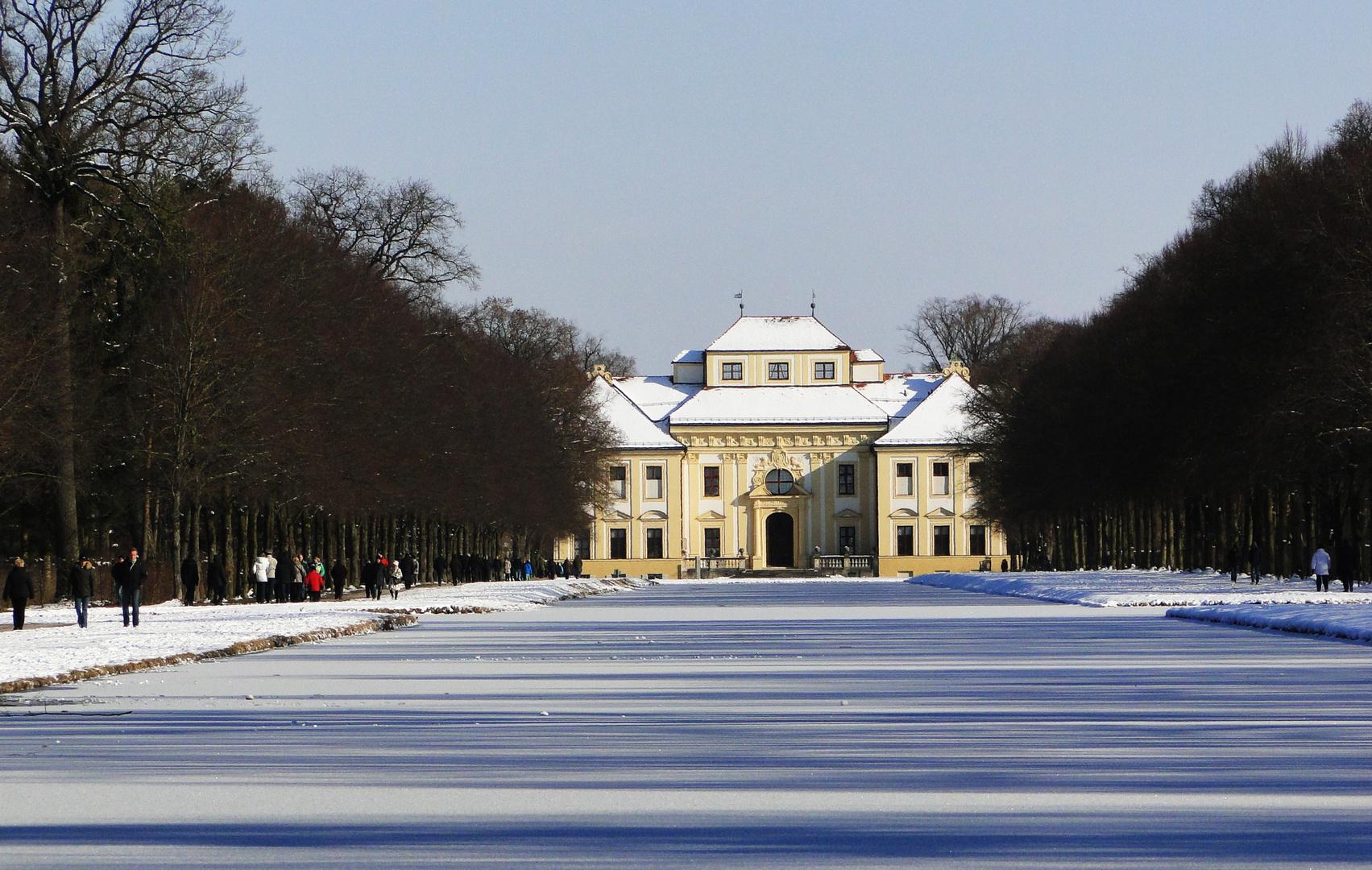 Schloss Lustheim bei München
