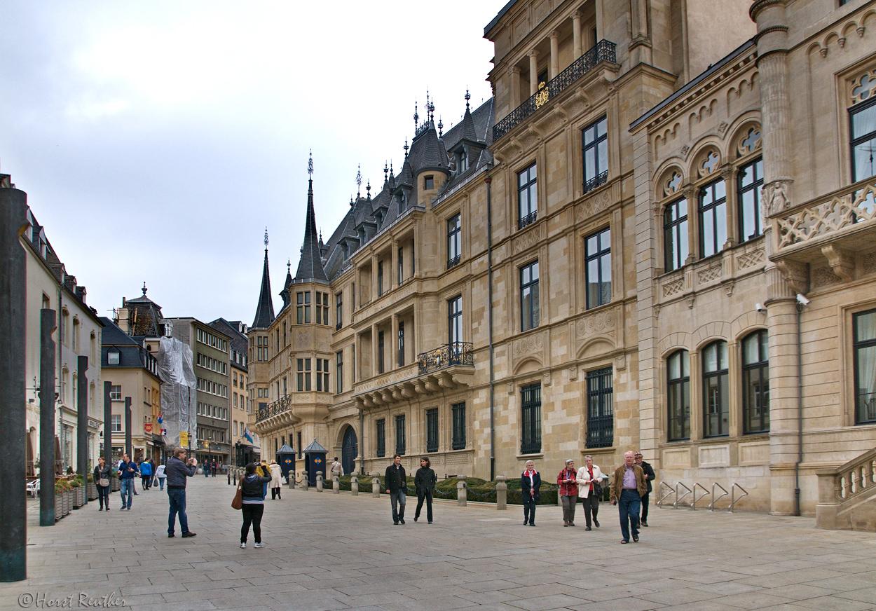 Schloss Luxembourg