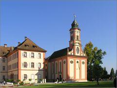 Schloss Mainau und Kirche