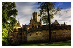 Schloss Marienburg # 3 ( HDRI )