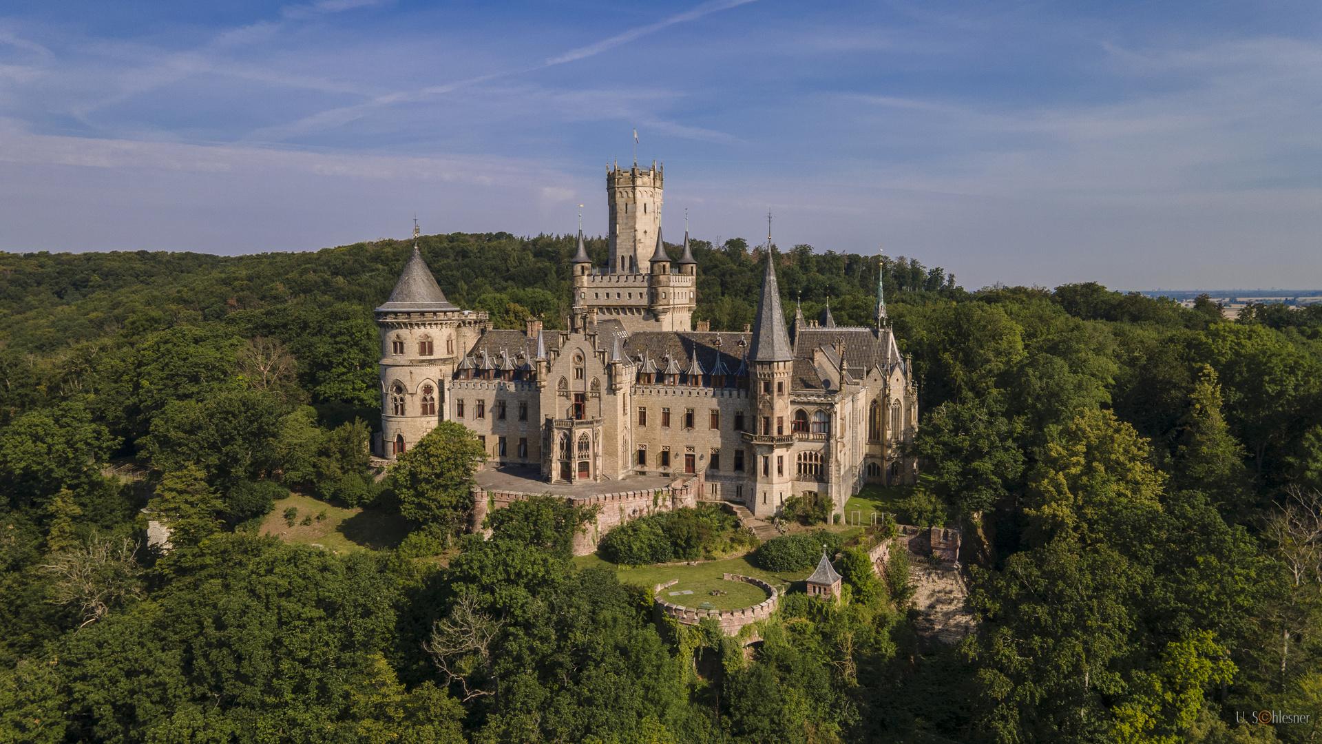 Schloss Marienburg II