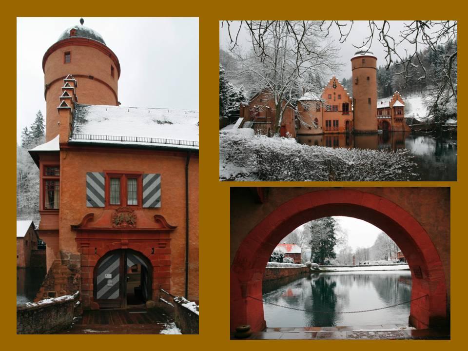 Schloss Mespelbrunn 2