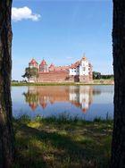 Schloss Mir, bei Minsk, Weissrussland