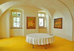 Schloss Mochental, das gelbe Zimmer