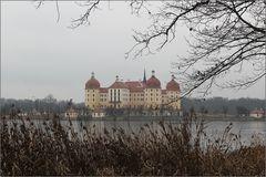Schloss Moritzburg ...