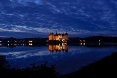 Schloss Moritzburg am Abend
