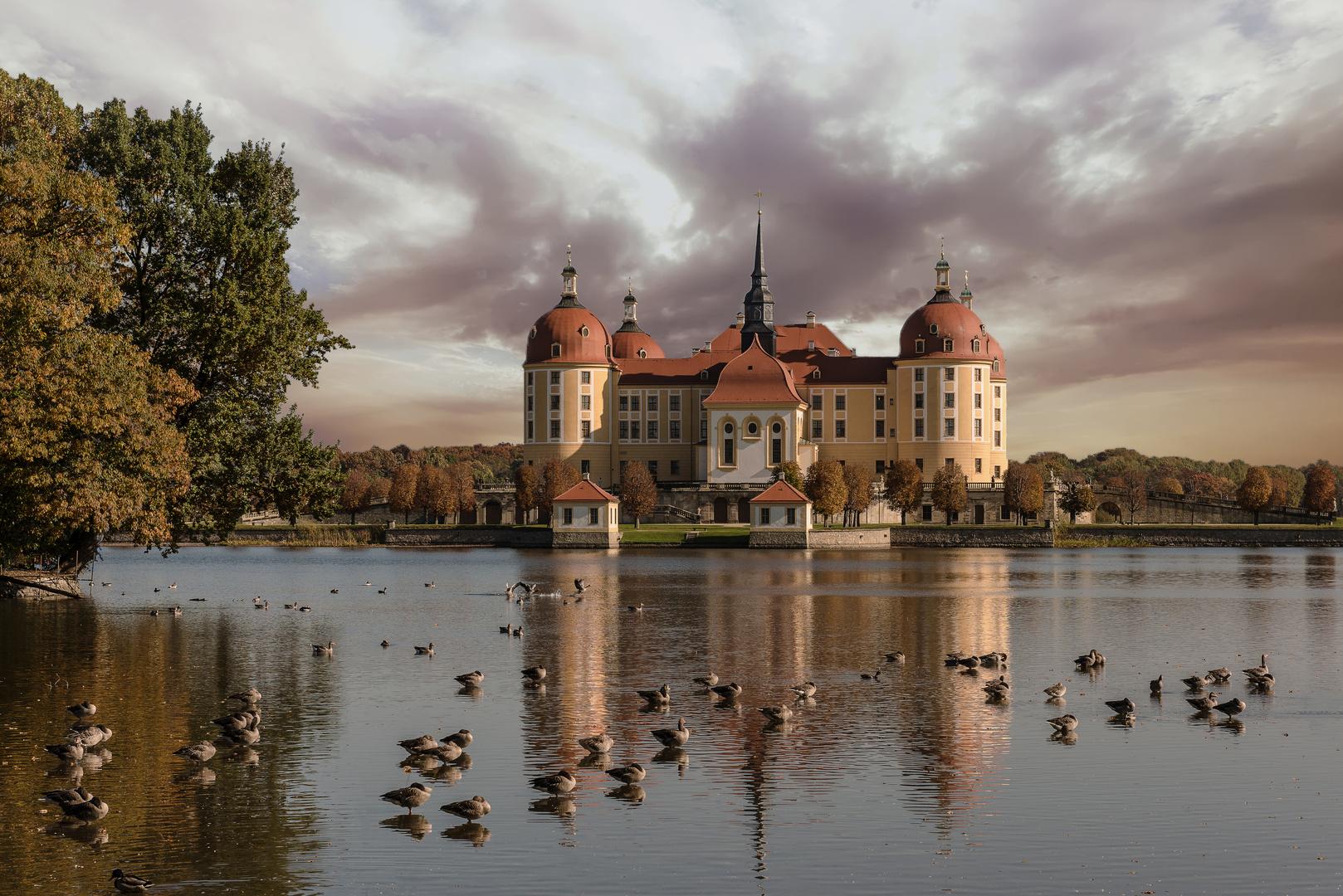 Schloss Moritzburg -Nr.2